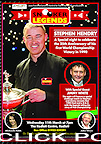 11th March 2015 - Stephen Hendry Night - Radlett